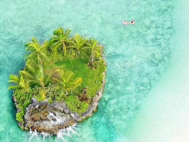 Small Island Honolulu - Free photo on Pixabay (768289)