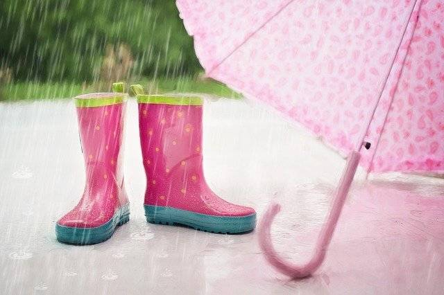 Rain Boots Umbrella - Free photo on Pixabay (768652)