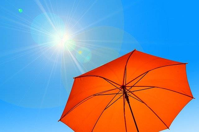 Parasol Umbrella Sun - Free photo on Pixabay (768658)