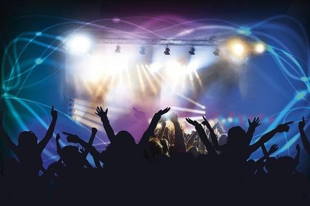 Live Concert Dance Club Disco - Free image on Pixabay (769045)