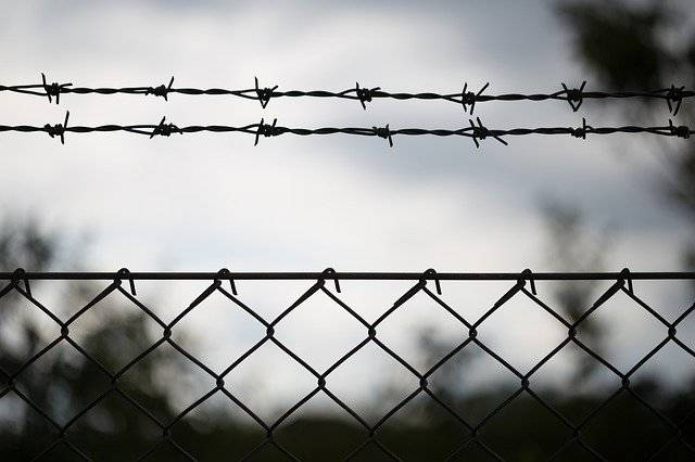 Barbwire Protected No Entry - Free photo on Pixabay (769402)