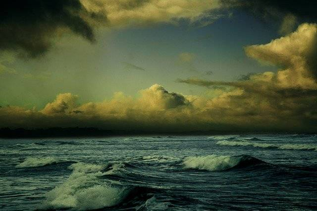 Beach Shore Typhoon - Free photo on Pixabay (769426)