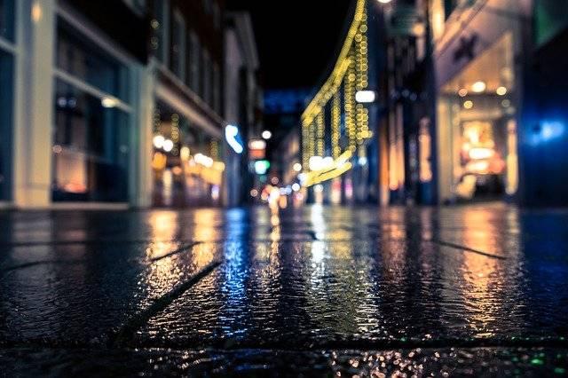 Street Reflection Bokeh - Free photo on Pixabay (769636)