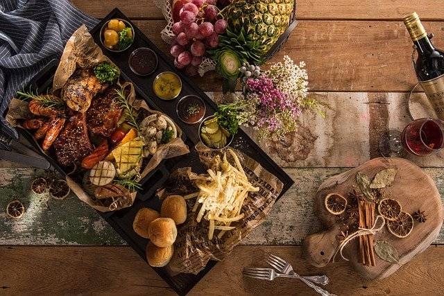 Platter Food Delicious - Free photo on Pixabay (769649)