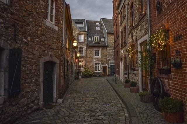 Architecture Historic Center - Free photo on Pixabay (769653)