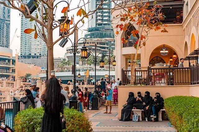 Downtown Dubai Uae - Free photo on Pixabay (769655)