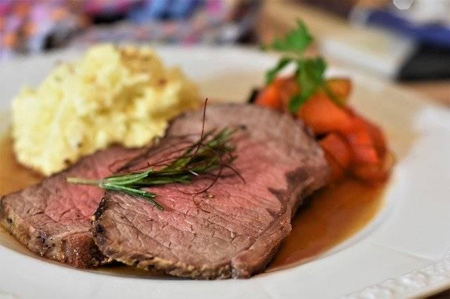 Roast Beef Meat - Free photo on Pixabay (769967)