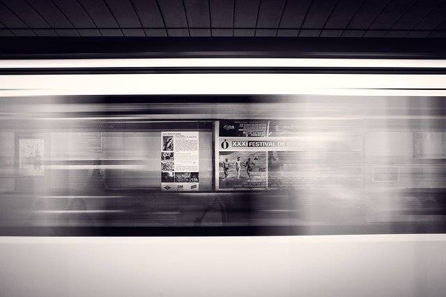 Departure Platform Subway Station - Free photo on Pixabay (770180)