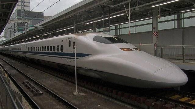 Shinkansen Express Train Japan - Free photo on Pixabay (770181)