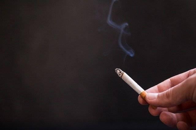 Cigarette Smoking Smoke - Free photo on Pixabay (770185)