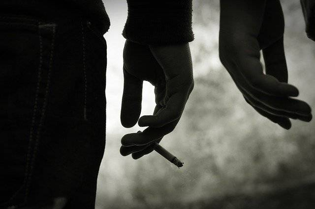 Smoking Young People Youth Be - Free photo on Pixabay (770187)