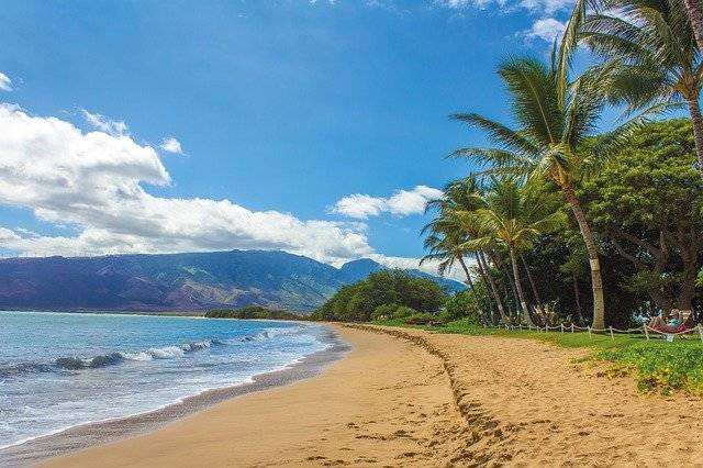 Beach Landscape Hawaii - Free photo on Pixabay (770367)