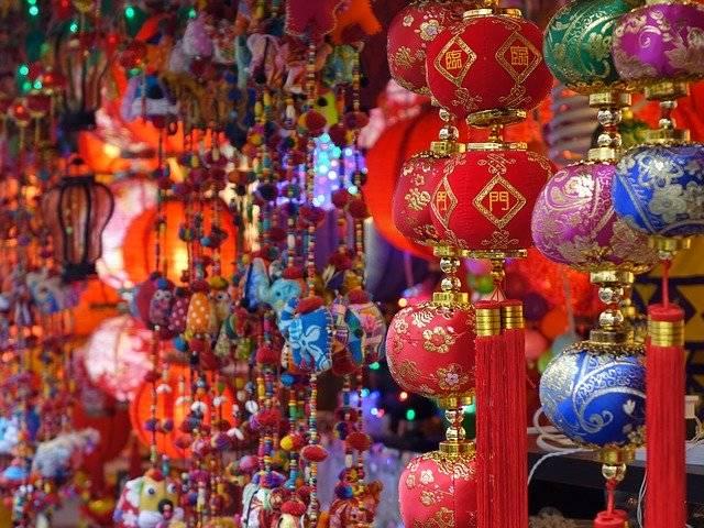 Singapore China Town Colorful - Free photo on Pixabay (770399)