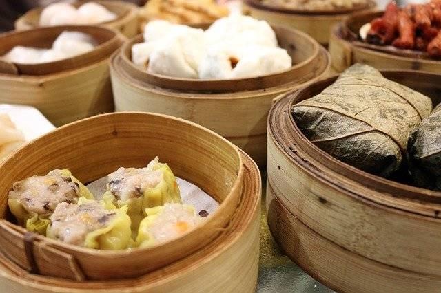 Dim Sum Sim Food Hong - Free photo on Pixabay (770406)