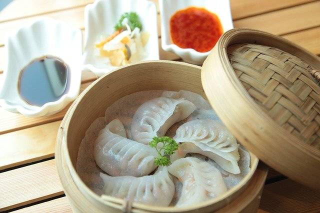 Dimsum Chinese Cuisine - Free photo on Pixabay (770407)