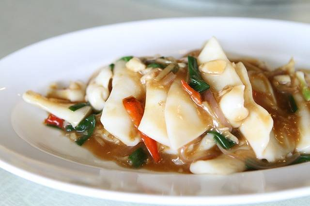 Stir Fried Squid Chinese Dishes - Free photo on Pixabay (770413)