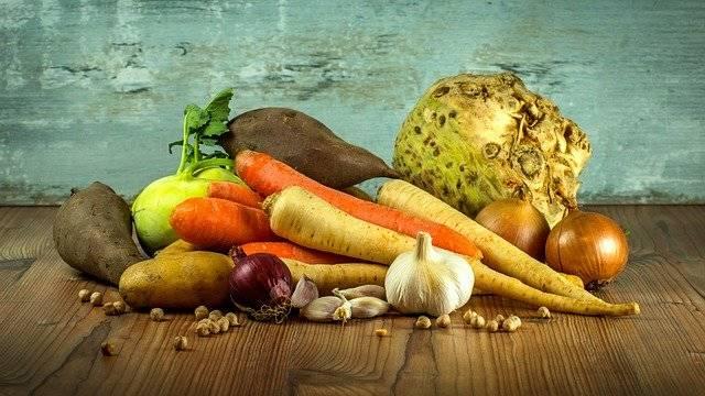 Vegetables Carrots Garlic - Free photo on Pixabay (770436)