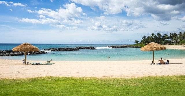 Hawaii Beach Ko Olina Resort - Free photo on Pixabay (770548)