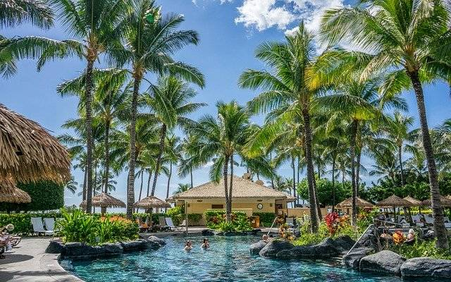 Hawaii Oahu Resort Ko - Free photo on Pixabay (770550)