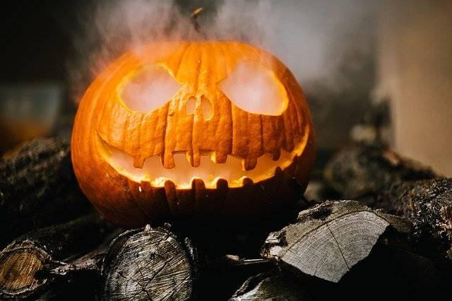 Halloween Spooky Jack-O-Lantern - Free photo on Pixabay (770606)