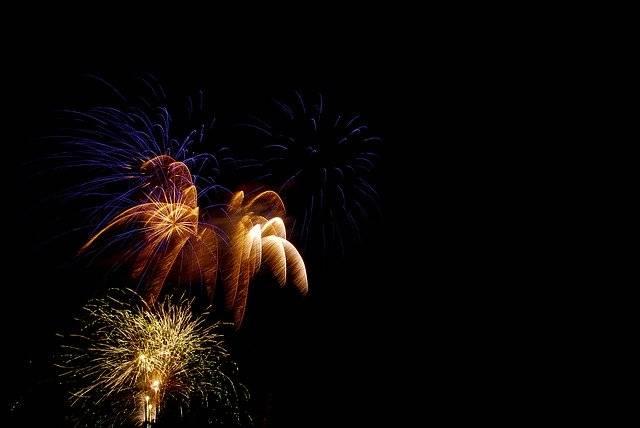 Fireworks Celebration Holiday - Free photo on Pixabay (770663)