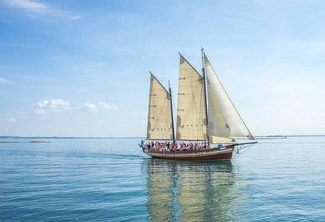 Ship Boat Lake Sailing - Free photo on Pixabay (770667)