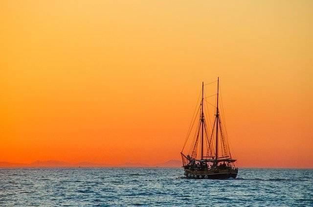 Sea Sailing Vessel Boat - Free photo on Pixabay (770668)