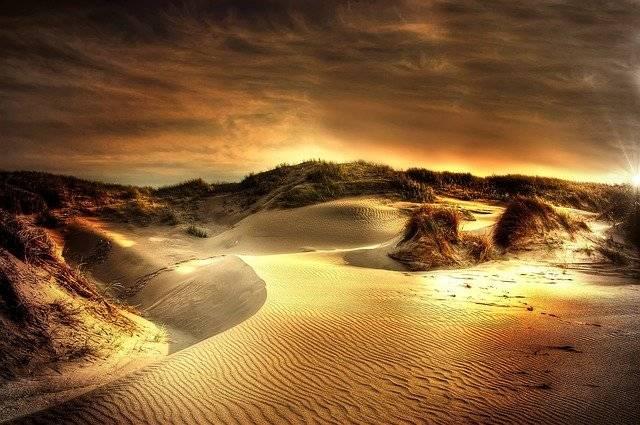 Dunes Sea North - Free photo on Pixabay (770672)