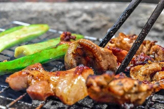 Barbecue Grill Cooking Meat - Free photo on Pixabay (770984)