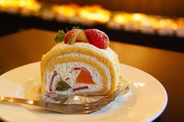 Cake Cream Strawberry - Free photo on Pixabay (771206)