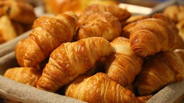 Bread Croissant Morning Puff - Free photo on Pixabay (771970)