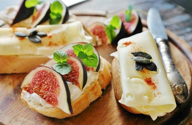 Fig Cheese Bread - Free photo on Pixabay (772014)