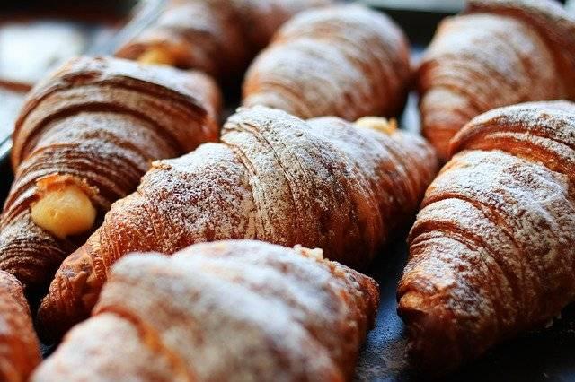 Bread Croissants Food - Free photo on Pixabay (772035)