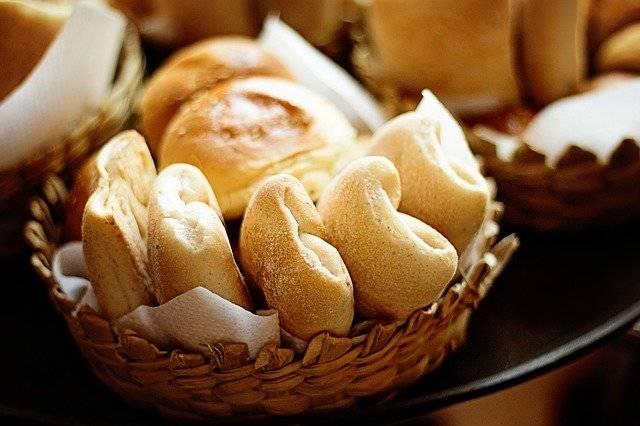 Baked Bread Rolls - Free photo on Pixabay (772068)