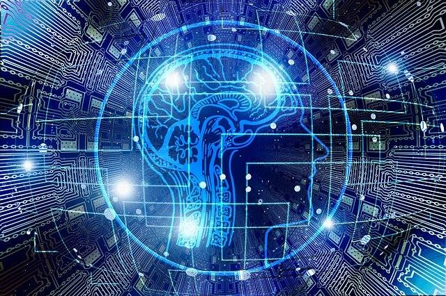 Artificial Intelligence Brain - Free image on Pixabay (772266)