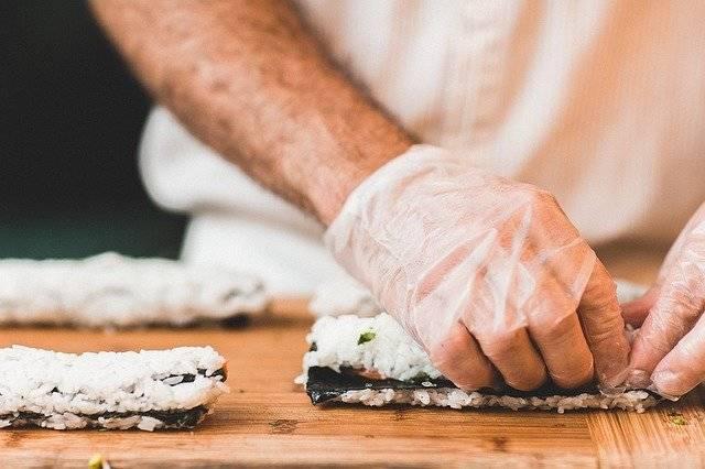 Chef Food Sushi California - Free photo on Pixabay (772269)