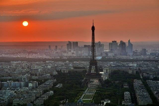 Paris Eiffel Tower France - Free photo on Pixabay (772278)