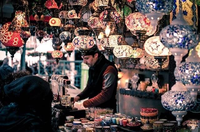 Bazaar Booth Bracelets - Free photo on Pixabay (772386)
