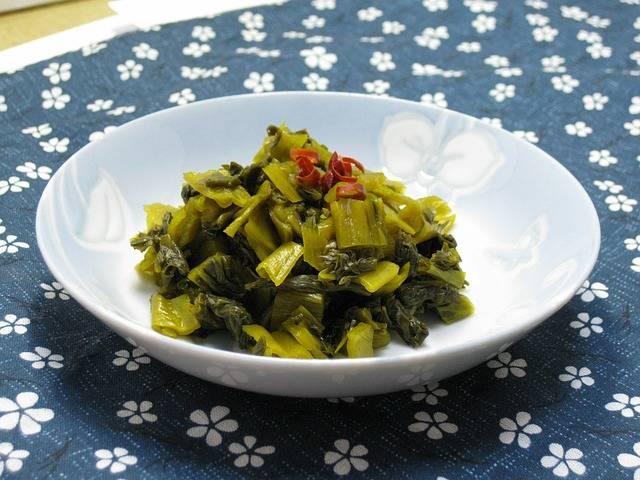 Takana Zuke Pickles - Free photo on Pixabay (772392)