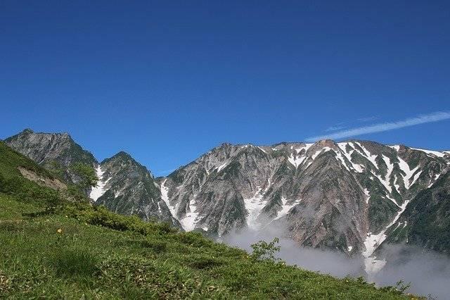 Mountain Climbing Japan - Free photo on Pixabay (772499)