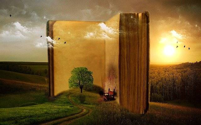 Book Old Clouds - Free image on Pixabay (772834)