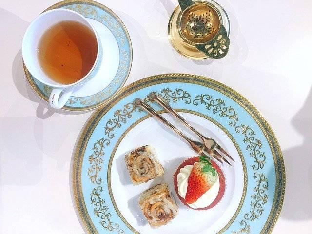 Afternoon Tea Red Velvet Cake - Free photo on Pixabay (773550)