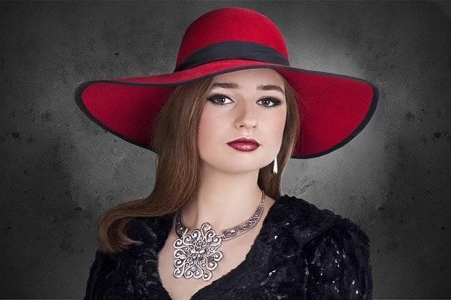 Woman Jewelry Hat - Free photo on Pixabay (773627)