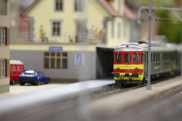 Train Model Railway - Free photo on Pixabay (774184)