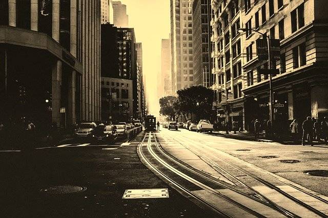 San Francisco California City - Free photo on Pixabay (774686)