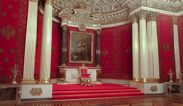 Russia Palace Throne - Free photo on Pixabay (774996)