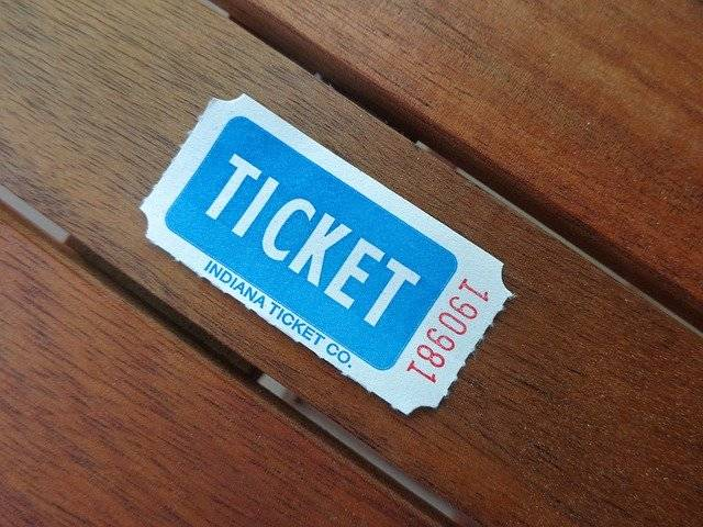 Ticket Number Win - Free photo on Pixabay (774997)