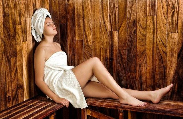 Women Sauna Spa - Free photo on Pixabay (775156)