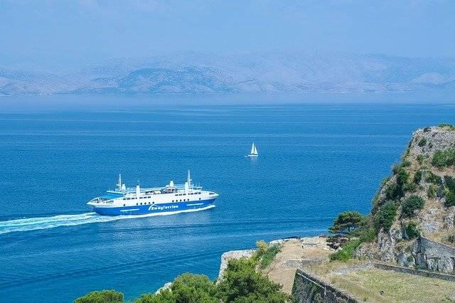 Sea Ferry Ship - Free photo on Pixabay (775589)