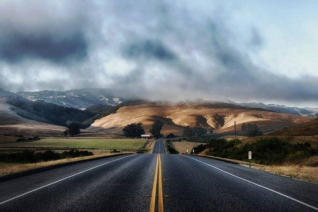 California Road Highway - Free photo on Pixabay (775796)